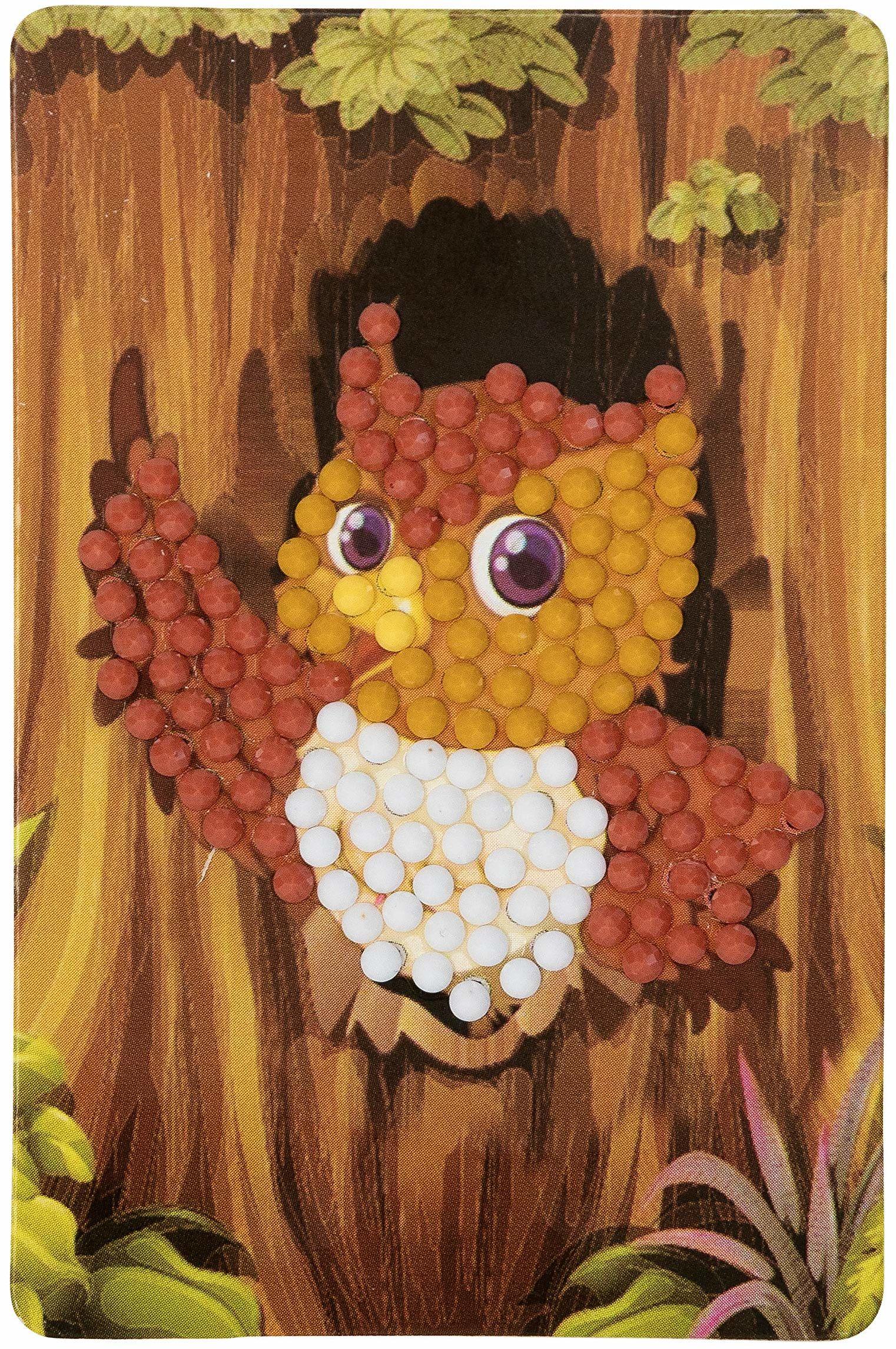 Crystal Art CCK-M&T2 Crystal Card Tester Kits 8,5 x 5,5 cm, Multicolor