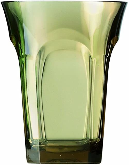 Guzzini 28980139 szkło, 450 ml, 14 x 9,7 cm, kolor piaskowy