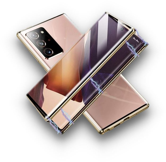 Etui Magnetic 360 do Samsung Galaxy A52 - 3 kolory