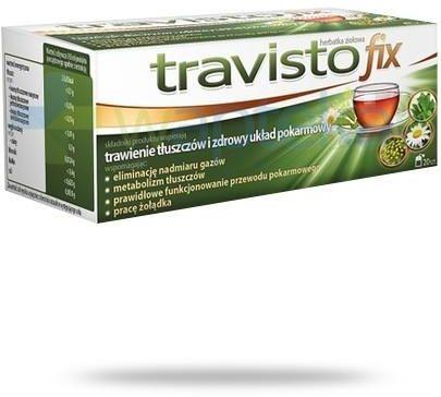 Travisto Fix herbatka ziołowa 20 saszetek