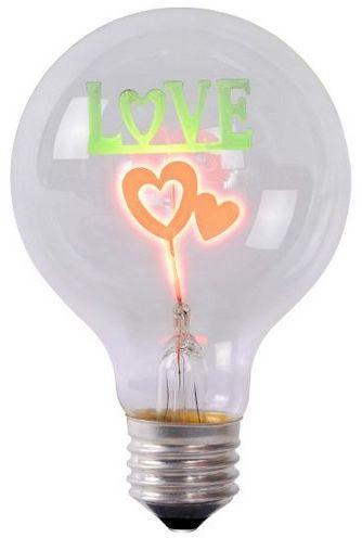 LED BULB- LOVE 49038/03/60