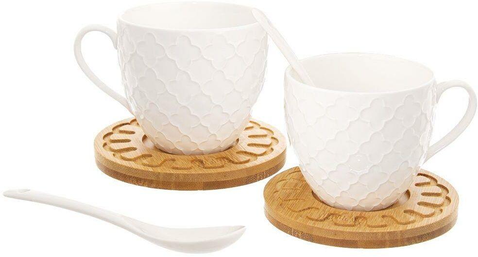 Filiżanka porcelanowa zestaw filiżanek 250 ml NA PREZENT