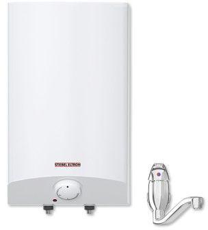 Pojemnościowy ogrzewacz wody nadumywalkowy bojler z armaturą 10 L Stiebel Eltron ESH 10 O-N Trend +A