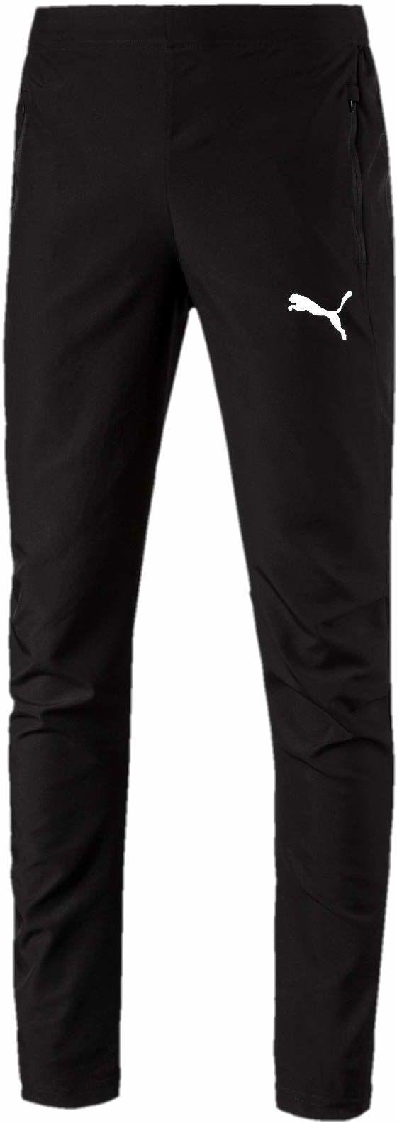 PUMA Męskie spodnie Liga Sideline Puma Black/Puma White XL