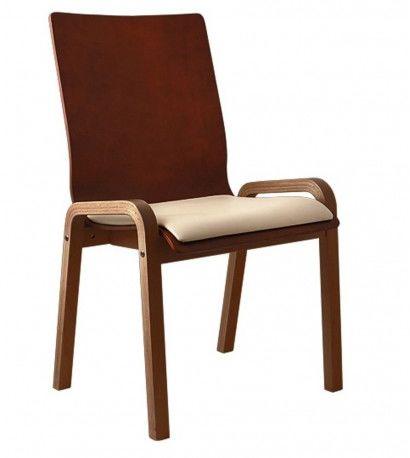 Drew-System Krzesło Vega wood NS