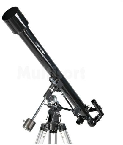 Teleskop Celestron PowerSeeker 60EQ