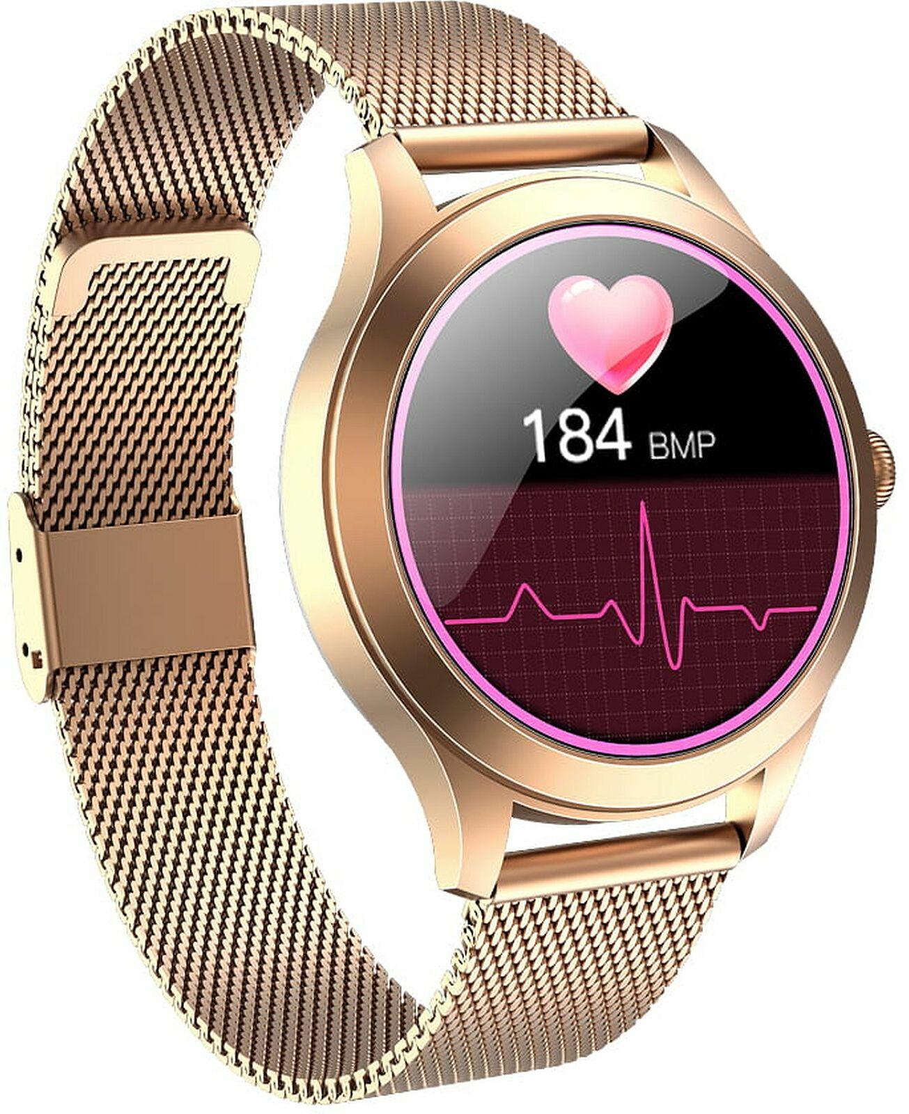Smartwatch damski Garett Lady Naomi Pro RT