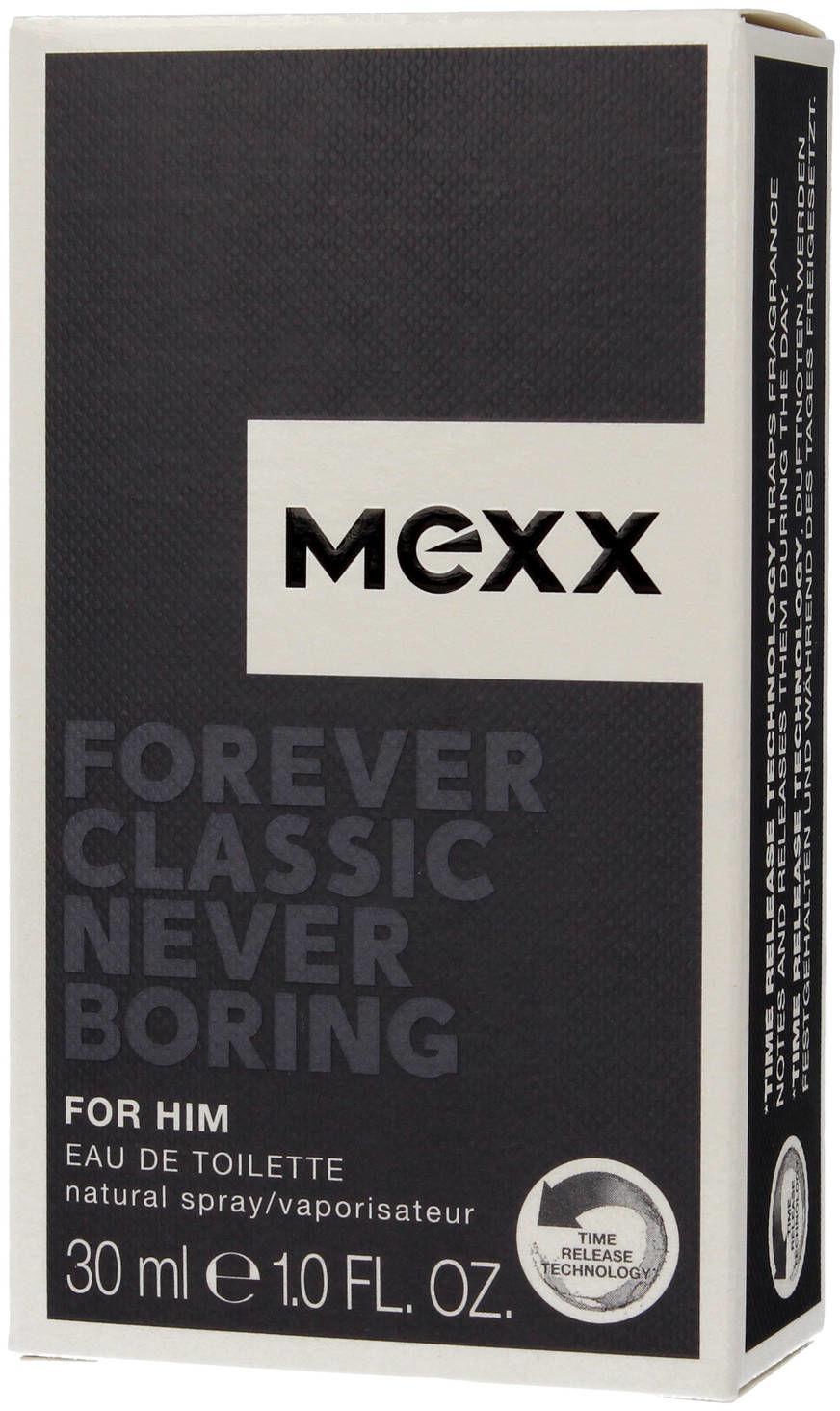Mexx Forever Classic Never Boring for Him Woda toaletowa 30ml