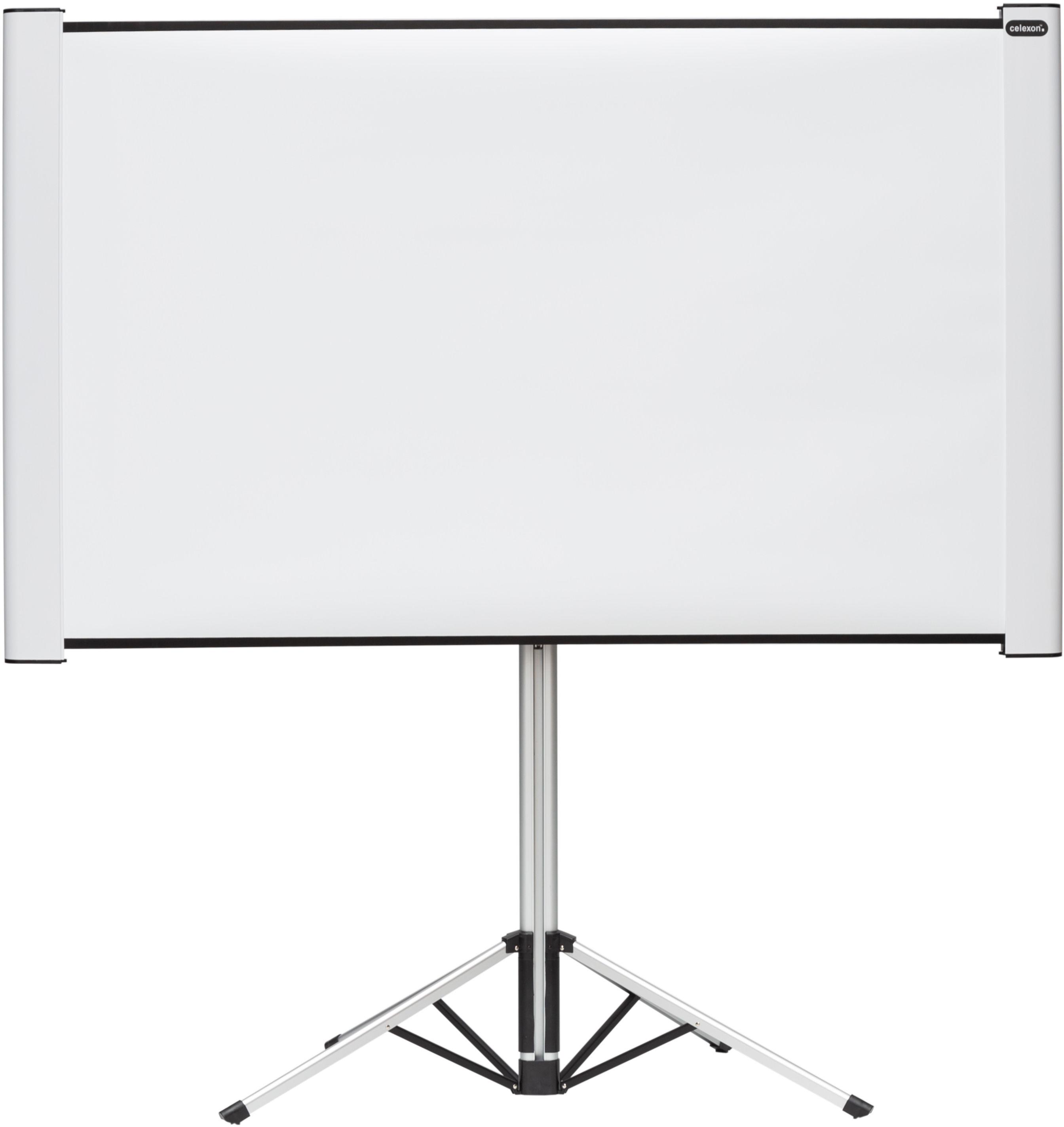 celexon dwuformatowy ekran na statywie 172 x 108cm Mobil Expert 4:3/16:10 -80