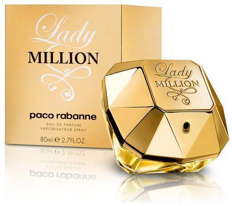 Paco Rabanne Lady Million woda perfumowana - 50ml Do każdego zamówienia upominek gratis.