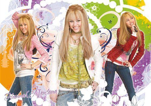 27698 - Clementoni Supercolor, 104 części - Hannah Montana: Let''s dance, 104 części