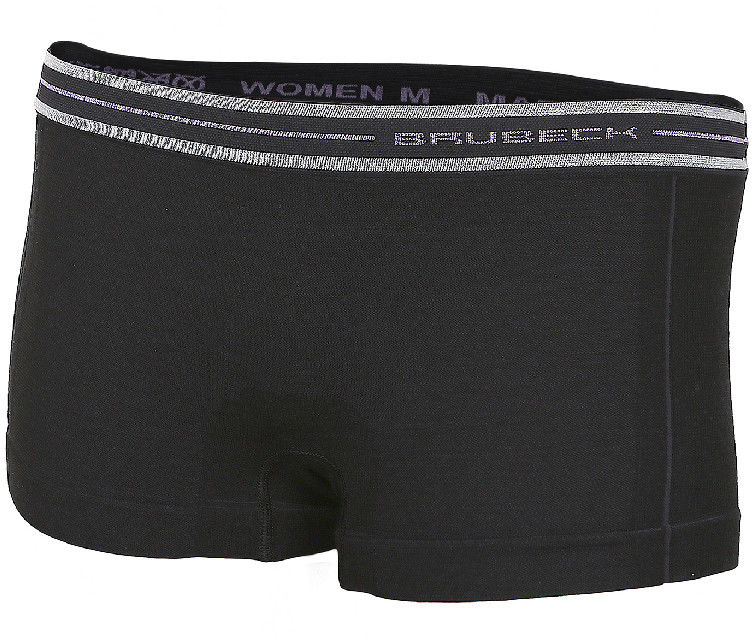 Bokserki damskie Brubeck Active Wool BX10860 black