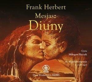 CD MP3 Mesjasz Diuny Kroniki Diuny Tom 2 - Frank Herbert