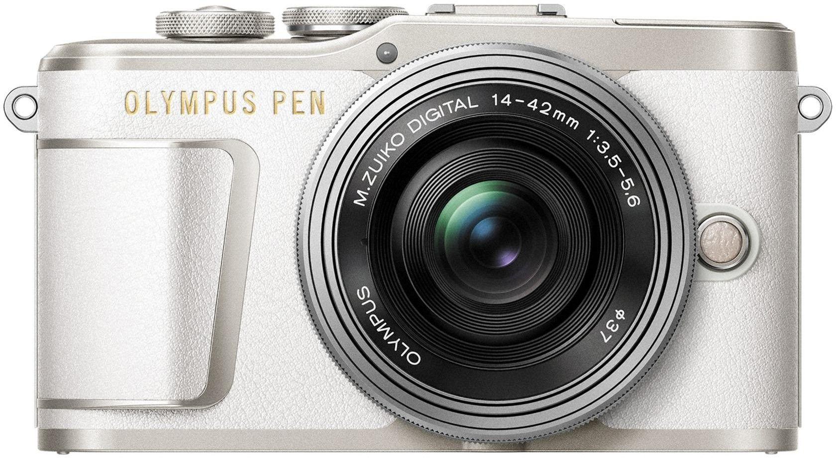 Olympus E-PL9 Kit 14-42mm biały