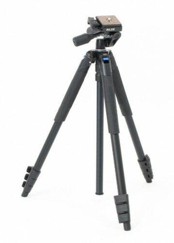 SLIK SPRINT PRO III statyw nogi + głowica 3W czarny