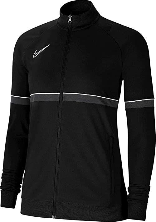 Nike Damska kurtka damska Academy 21 Track Jacket Czarny/biały/antracytowy M