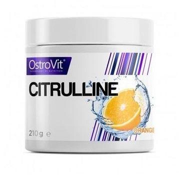OstroVit Citrulline o smaku cytrynowym - 210 g