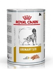 Royal Canin Urinary S/O in loaf 410 g puszka Dog