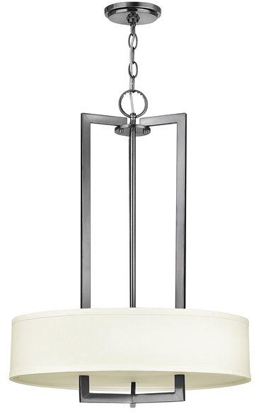Lampa zwis design HAMPTON HK/HAMPTON/P/B - Elstead Lighting  SPRAWDŹ RABATY  5-10-15-20 % w koszyku
