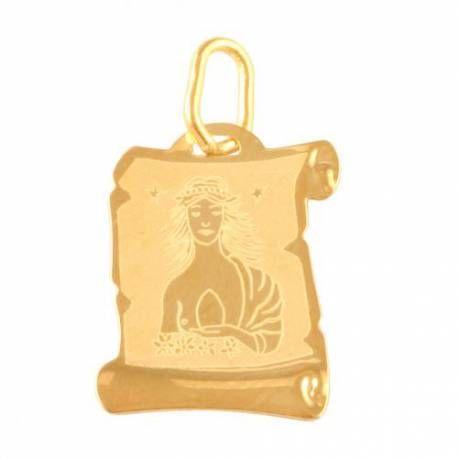 Złoty znak zodiaku,zodiak model-Zopan