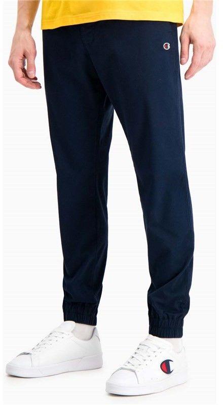 spodnie dresowe CHAMPION - Stretch Cotton Twill Cuffed Trousers (BS538