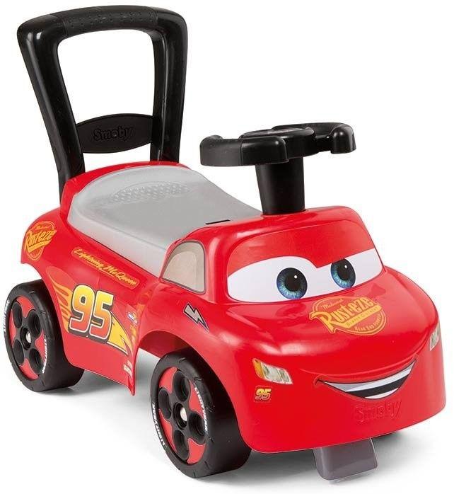 Cars 3 Jeździk 2w1 Pchacz Zygzak McQueen Smoby