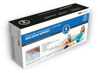 """poduszka ortopedyczna """"półwałek"""" Exclusive Support (MFP-4220)"""