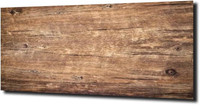 obraz na szkle Drewno deska natura 6 120X60