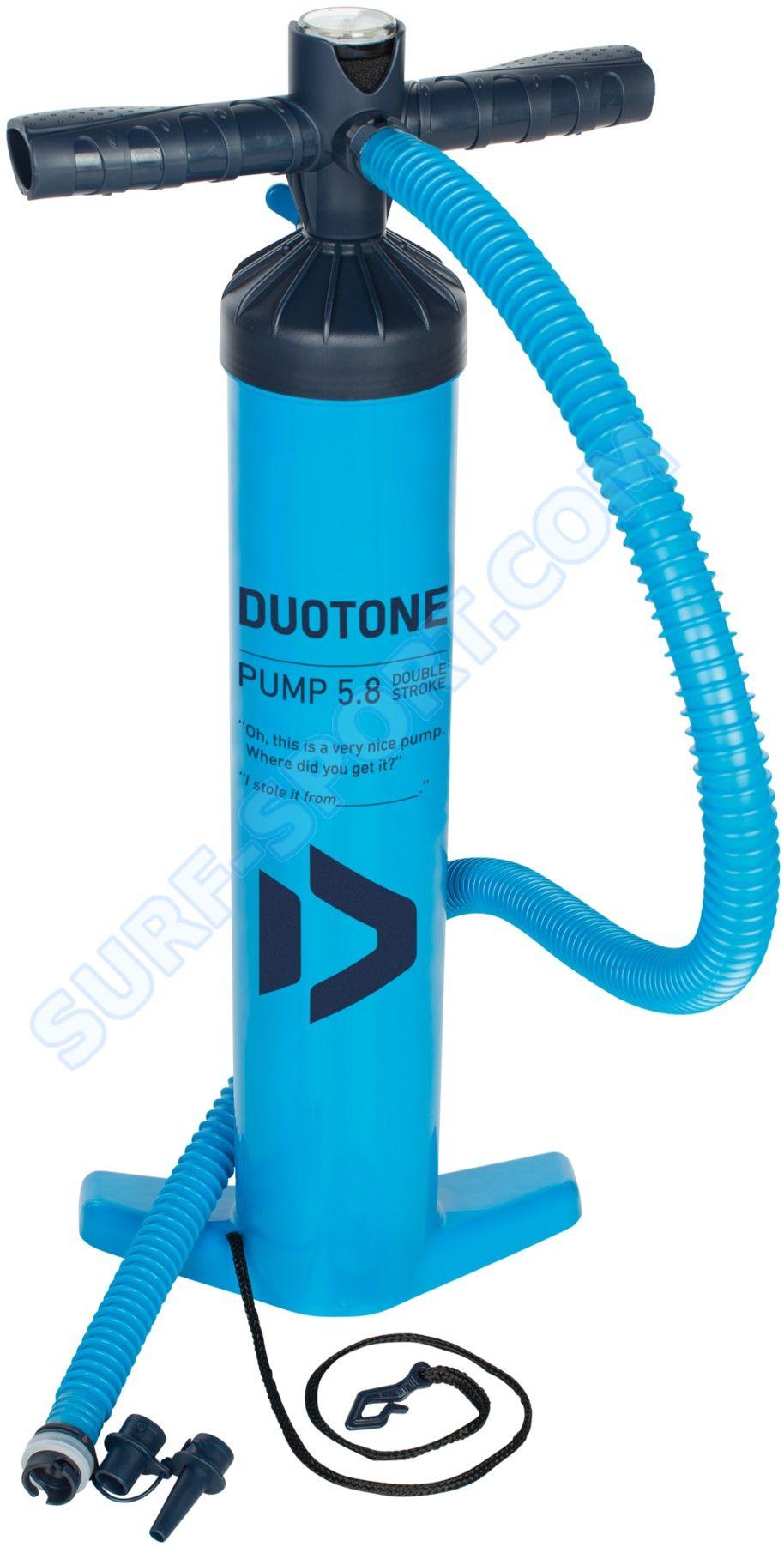 Pompka Kite Duotone 2019 z Manometrem-Wersja XL