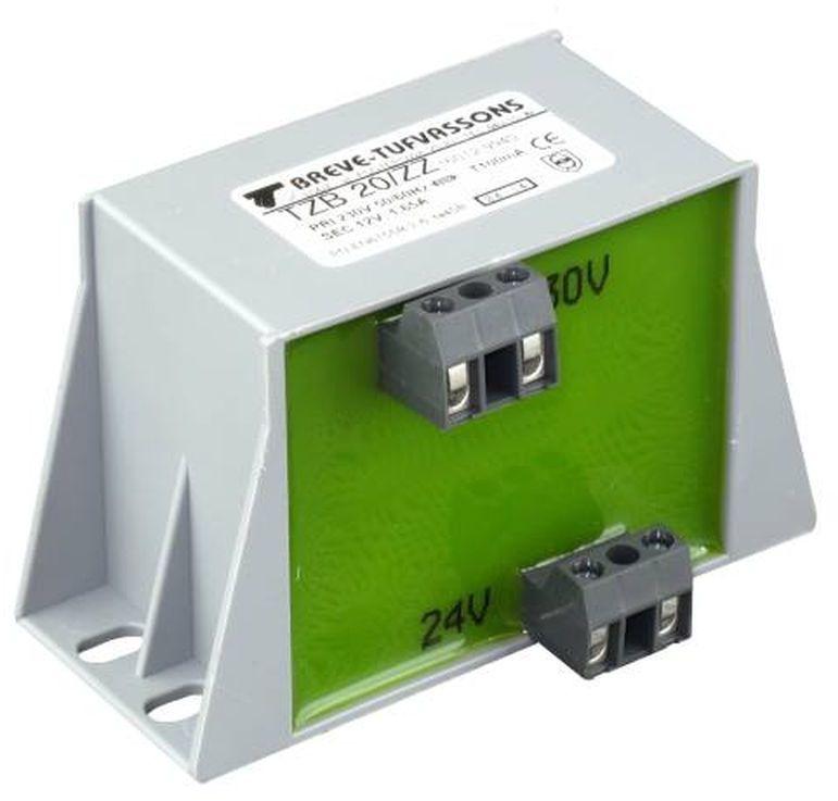 Transformator 1-fazowy żywiczny TZB 20/ZZ 230/ 24V 16024-9934