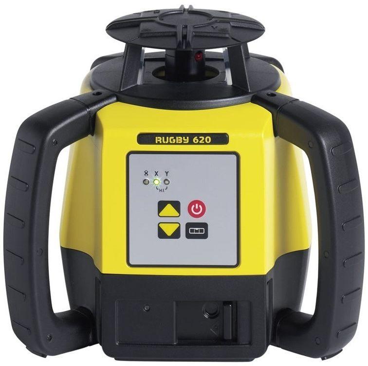 Niwelator laserowy Leica RUGBY 620, RE 160 Digital, Alkaline