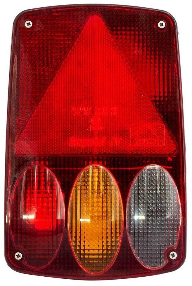 Lampa tylna zespolona Asp ck Earpoint IV Lewa 5-PIN + przeciwmgłowa