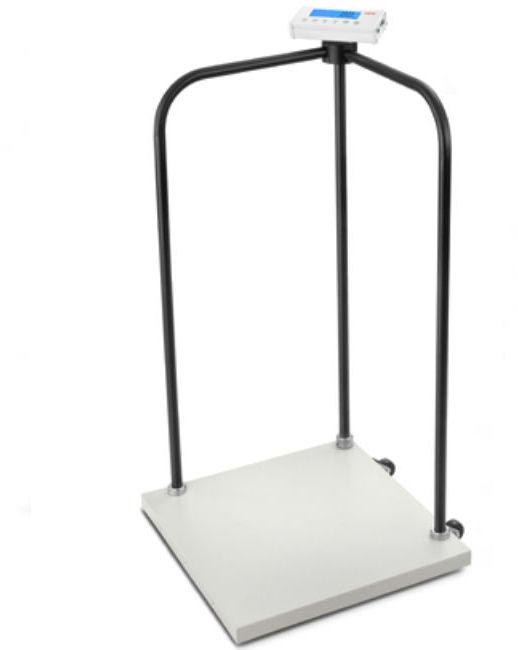 ADE M319660-02 Waga podłogowa elektroniczna z poręczą oraz poręczą