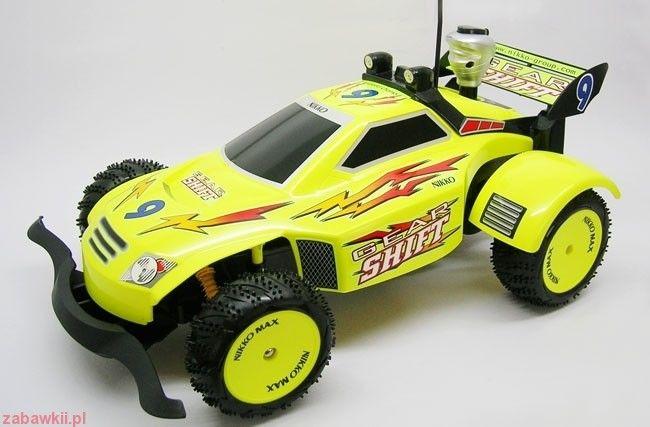 Pojazd jeżdżący RC NIKKO Gear Shift 140074