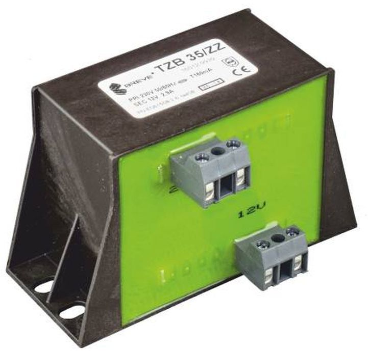 Transformator 1-fazowy żywiczny TZB 35/ZZ 230/ 12V 16012-9939