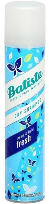 BATISTE FRESH Suchy szampon 200ml