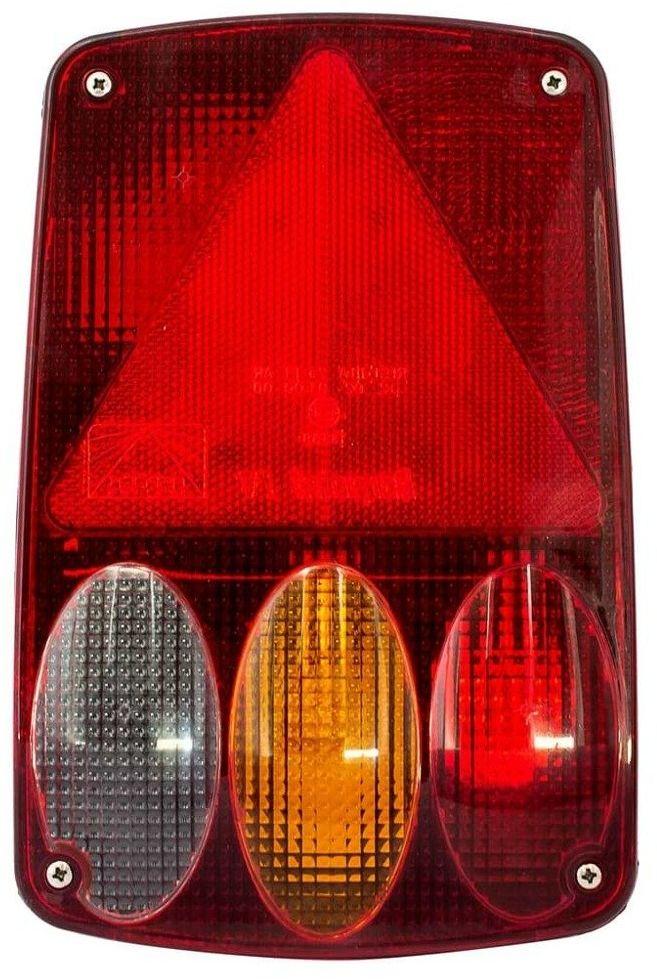 Lampa tylna zespolona Asp ck Earpoint IV Prawa 5-PIN + światło cofania