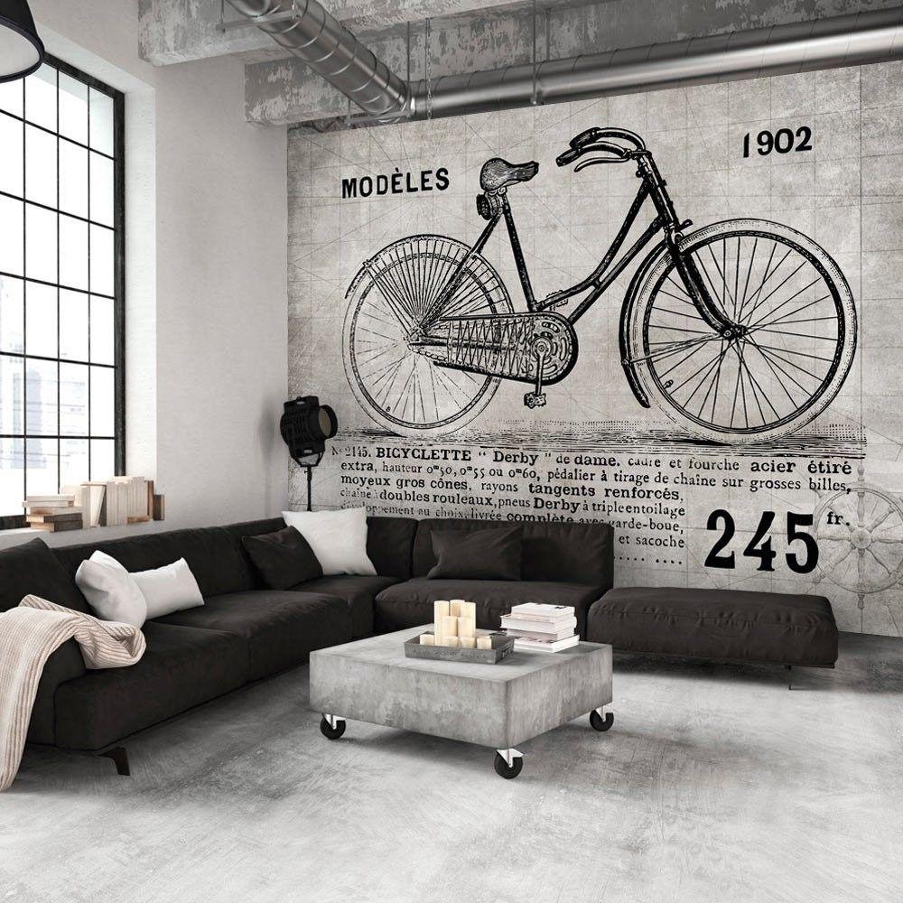 Fototapeta - rower (vintage)