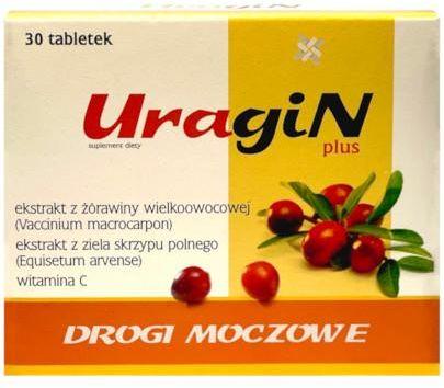 UragiN Plus 30 tabletek