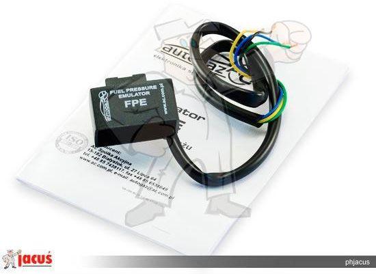 E23 Emulator ciśnienia paliwa AC FPE