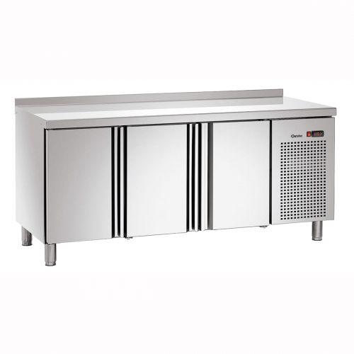 Stół Chłodniczy T3MA 3-Drzwiowy z Agregatem Bocznym i Rantem