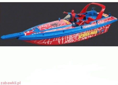 Nikko Motorówka RC Spiderman Boat Zephyr