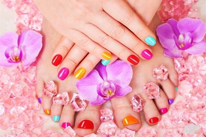 Manicure i pedicure hybrydowy Szczecin