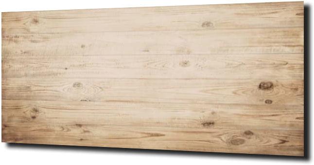 obraz na szkle Drewno deska natura 12 120X60