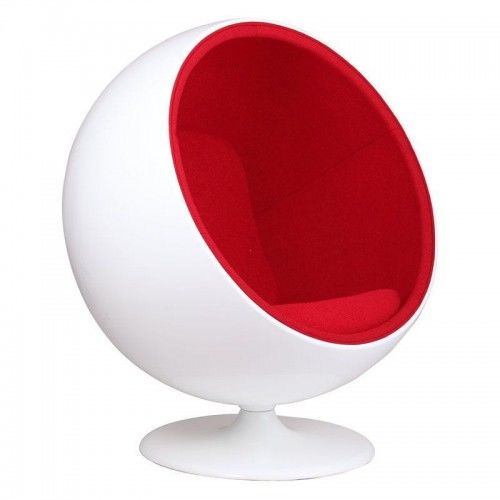 Fotel KULA - inspirowany proj. Ball Chair
