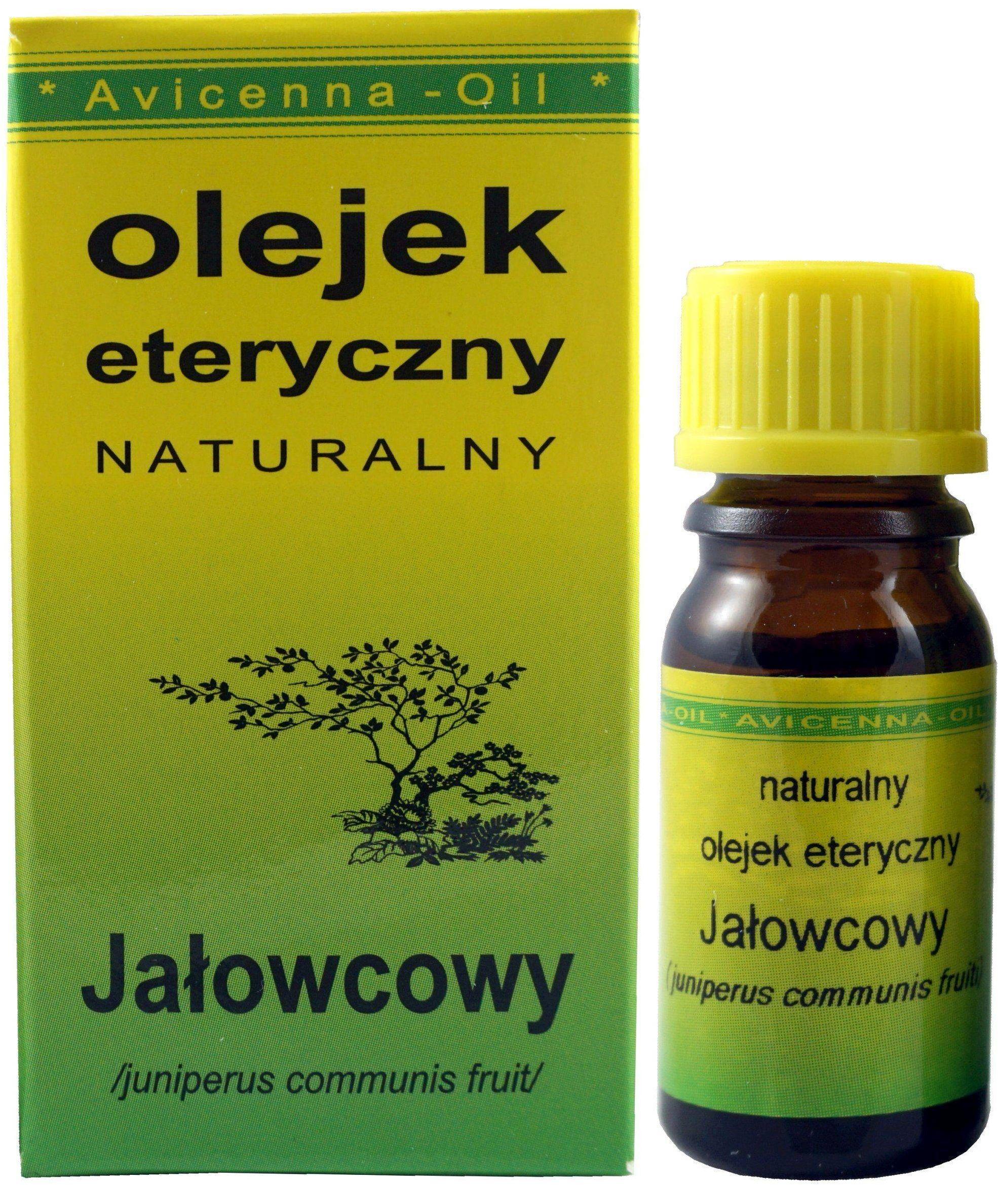 Olejek eteryczny Jałowcowy - 7ml - Avicenna Oil
