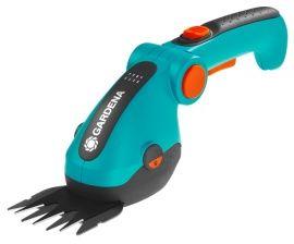 GARDENA Akumulatorowe nożyce do cięcia krzewów i brzegów trawnika ComfortCut (9857-20) Zestaw