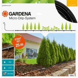 GARDENA Micro-Drip-System  linia kroplująca do rzędów roślin  zestaw M(13011-20)