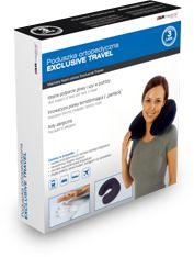 Poduszka ortopedyczna podróżna Exclusive Travel ( MTP-2828)