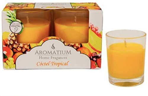 Świeca aromatyczna 57 gramów kolorowa